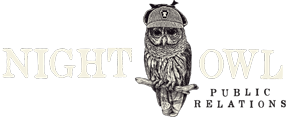 Night Owl Public Relations Logo