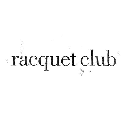 Racquet club logo