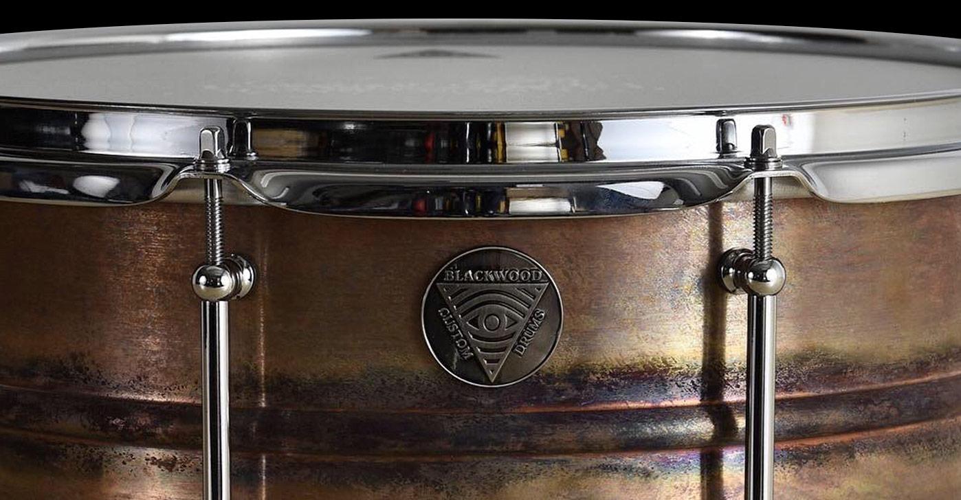 Black Drums Company Header