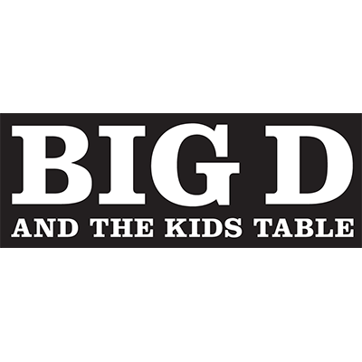 Big D and The LKids Table Logo