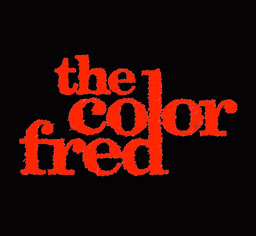 The Color Fred Logo - Black